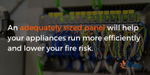 72 300x150 - 4 SIGNS THAT IT'S TIME TO UPGRADE YOUR ELECTRICAL PANEL