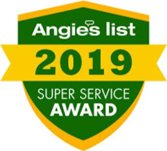 Angies list 2019 badge
