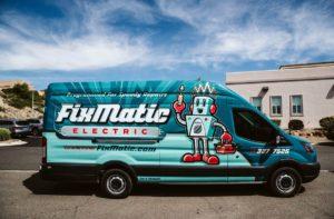 electrician durango co Van 300x197 - Durango