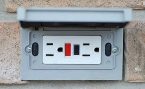 gfci outlets farmington nm 300x184 - GFCI Electrical Outlet