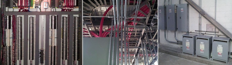 carrousel image 1 - Industrial Electrical Services